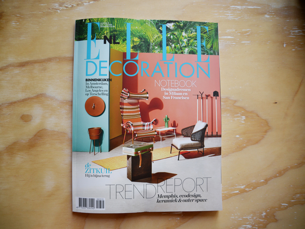 potaatoo in Elle Decoration cover