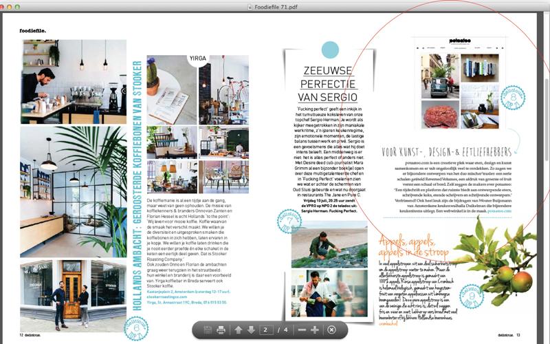 foodiefile Delicious Magazine