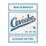 Ceviche de keuken van Peru Martin Morales