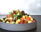 Kikkererwten, salade