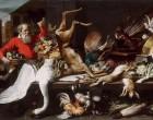 beeld: olie op canvas F. Snyders 1614