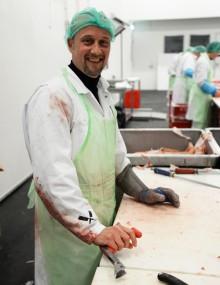 Brandt & Levie slager foto: Merel Kamp