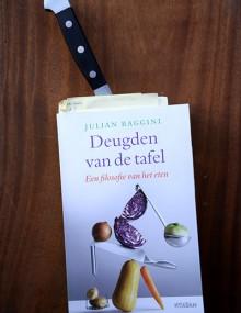 De Deugden van de Tafel, Julian Baggini, De Nieuw Amsterdam