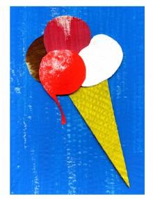 Icecream, GOOD FOOD, Studio Mirthe Blussé