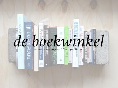 de boekwinkel van potaatoo, de nieuwe boekhandel, monique burger