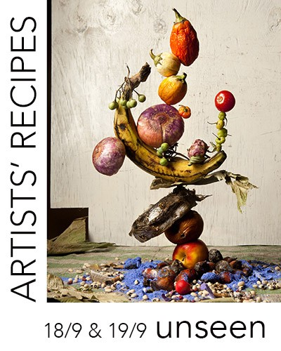 Unseen Artists Recipes Lorenzo Vitturi
