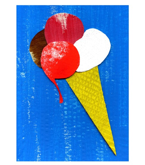 Icecream, GOOD FOOD, Studio Mirthe Blussé